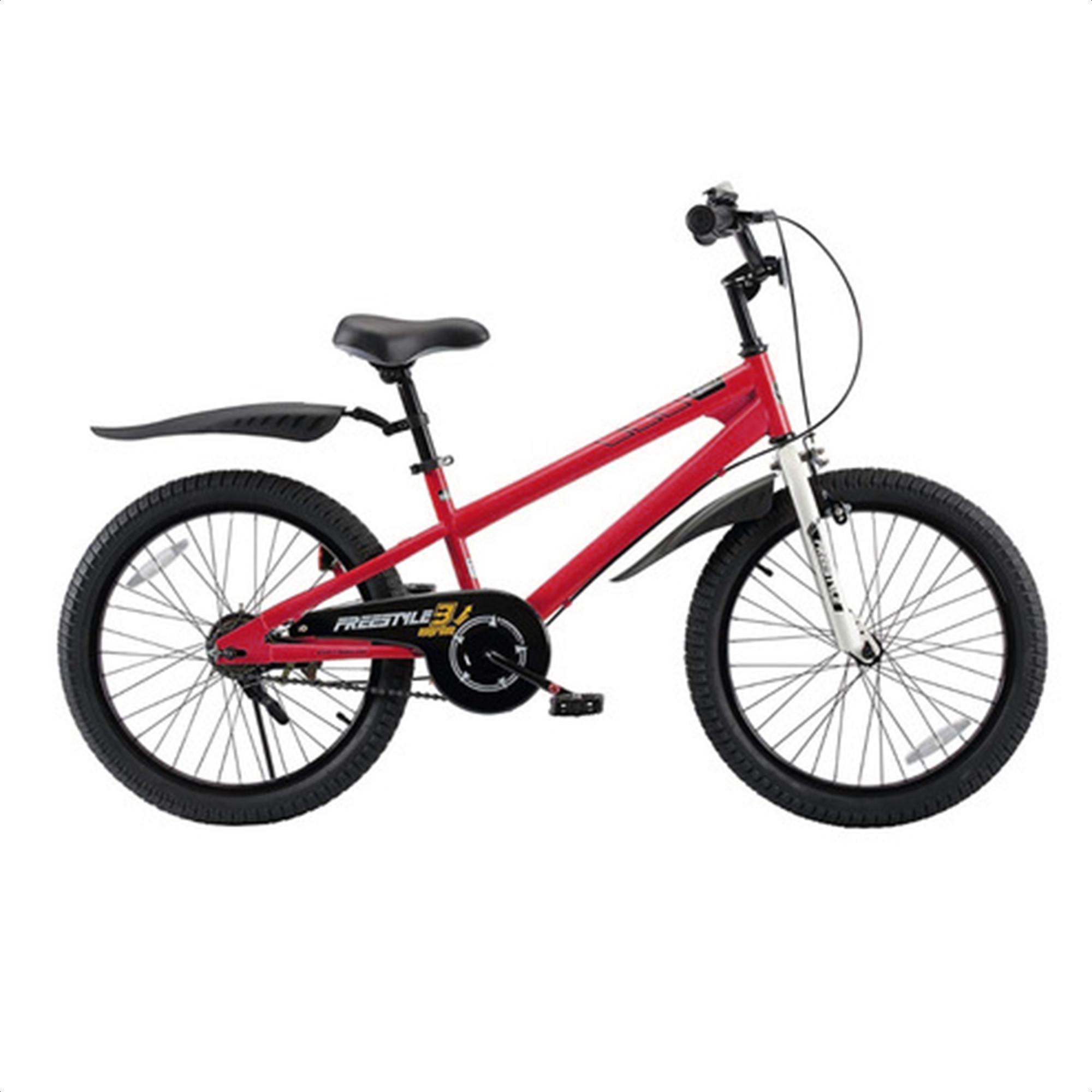 Bicicleta Infantil Royal Baby Freestyle Sin Cambios Rodado 20