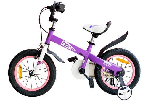 Bicicleta Infantil Royal Baby Honey Rodado 12