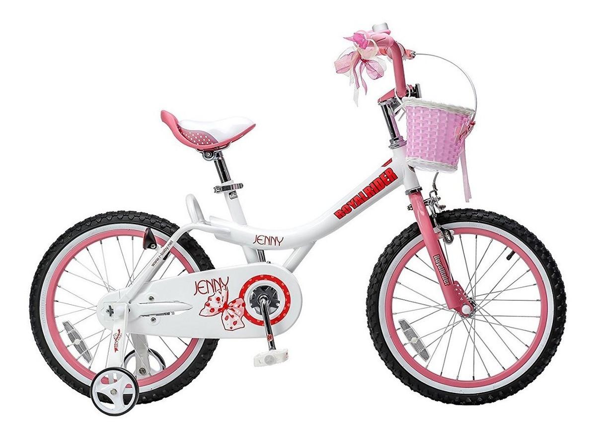 Bicicleta Infantil Royal Baby Jenny Rodado 16