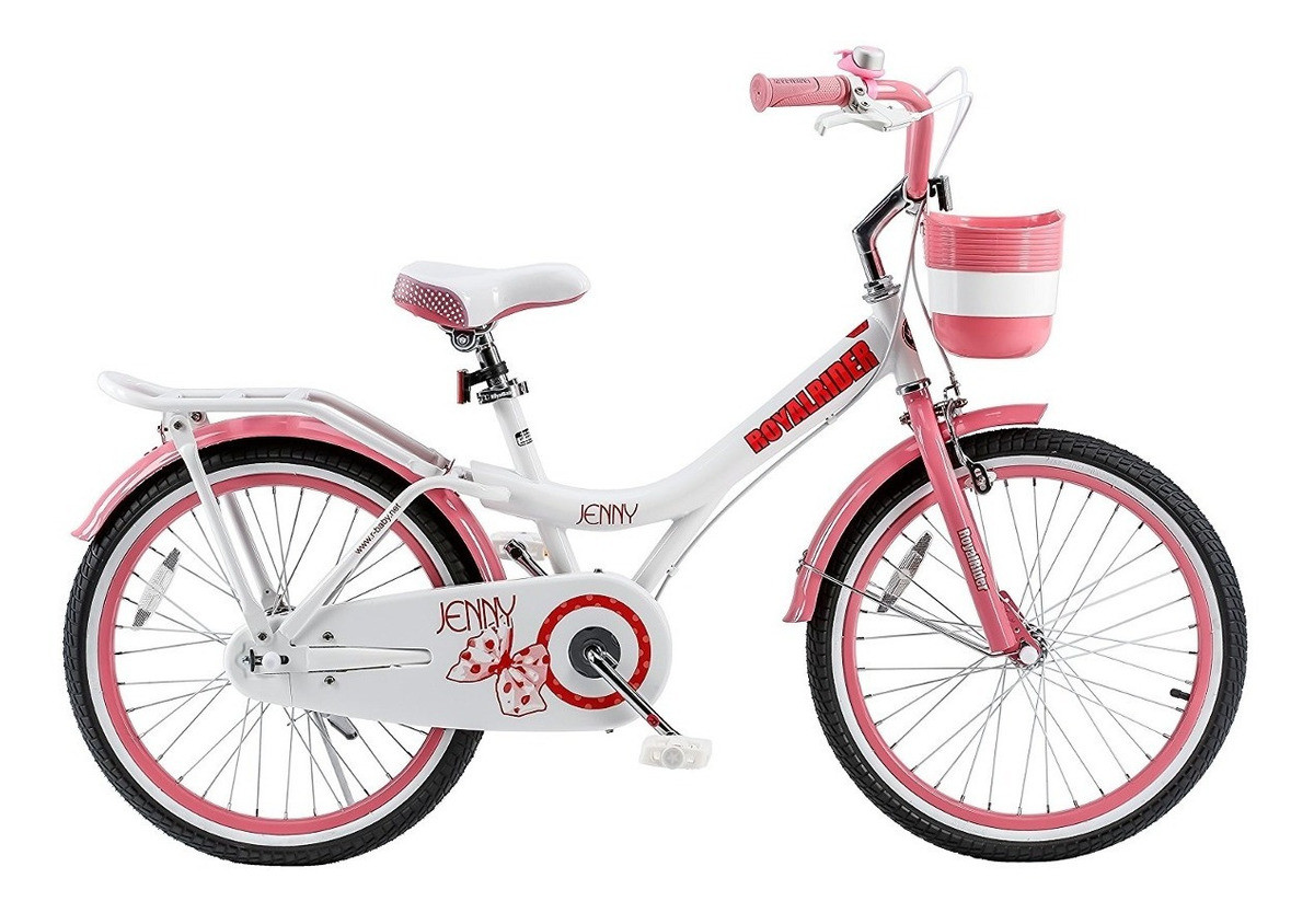 Bicicleta Infantil Royal Baby Jenny Rodado 20