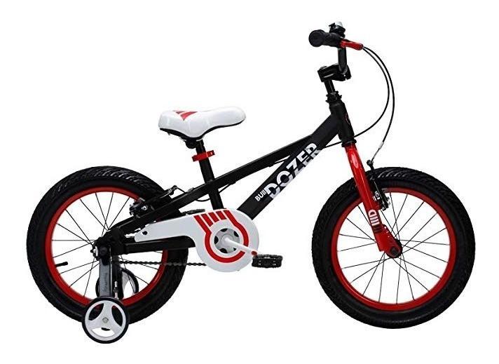 Bicicleta Infantil Royal Baby Bull Dozer Rodado 16