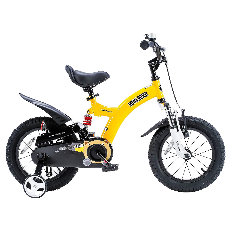 Bicicleta Infantil Royal Baby Flying Bear Rodado 14