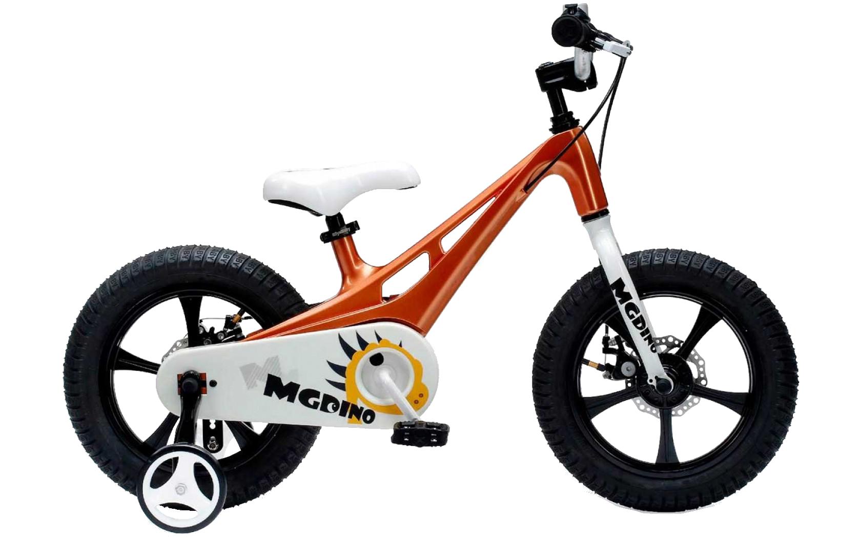 Bicicleta Infantil Royal Baby Mg Dino Rodado 14