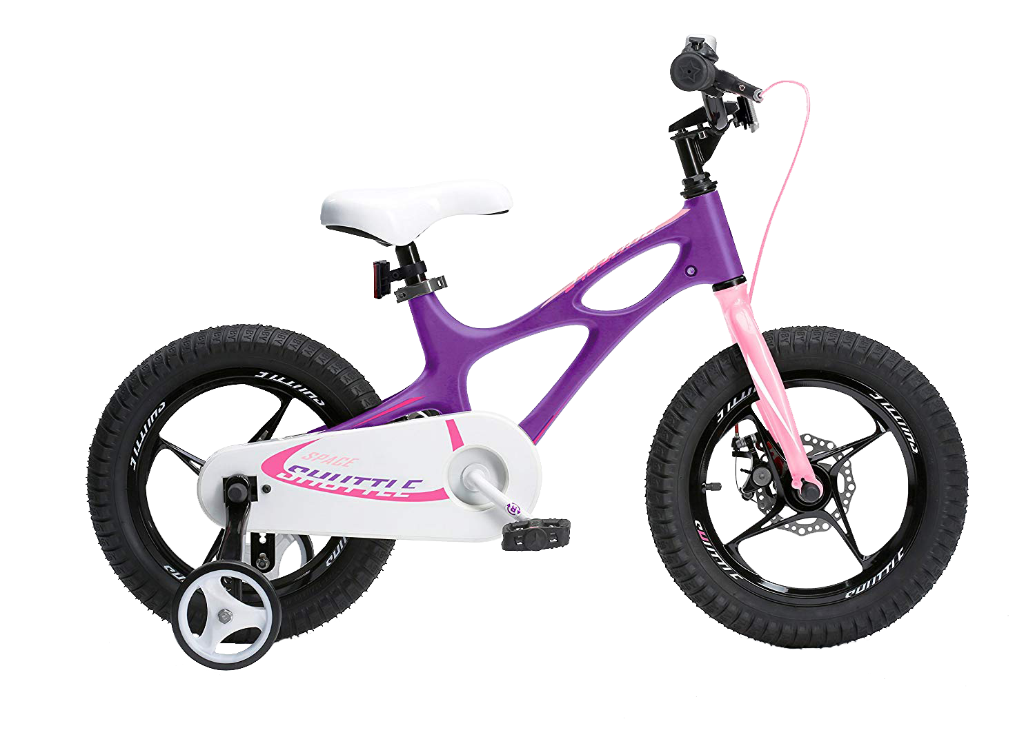 Bicicleta Infantil Royal Baby Space Shuttle Rodado 16