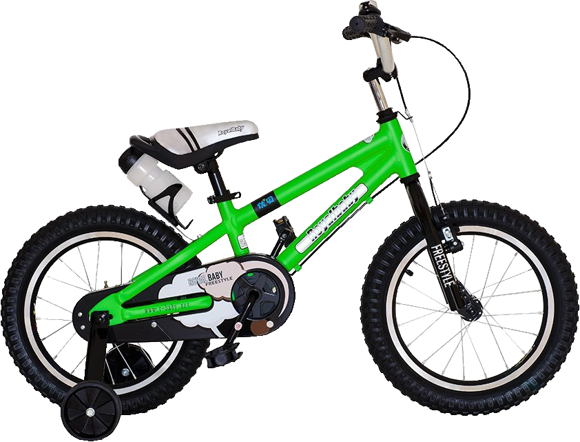 Bicicleta Infantil Royal Baby Freestyle Alloy Rodado 12