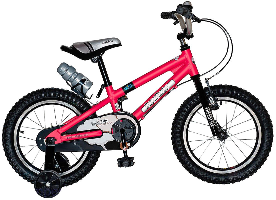 Bicicleta Infantil Royal Baby Freestyle Alloy Rodado 14