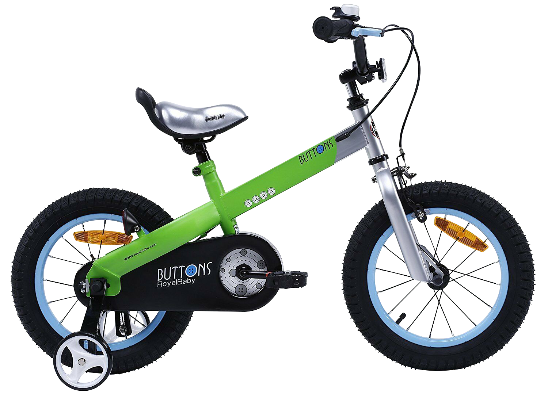 Bicicleta Infantil Royal Baby Buttons Rodado 12