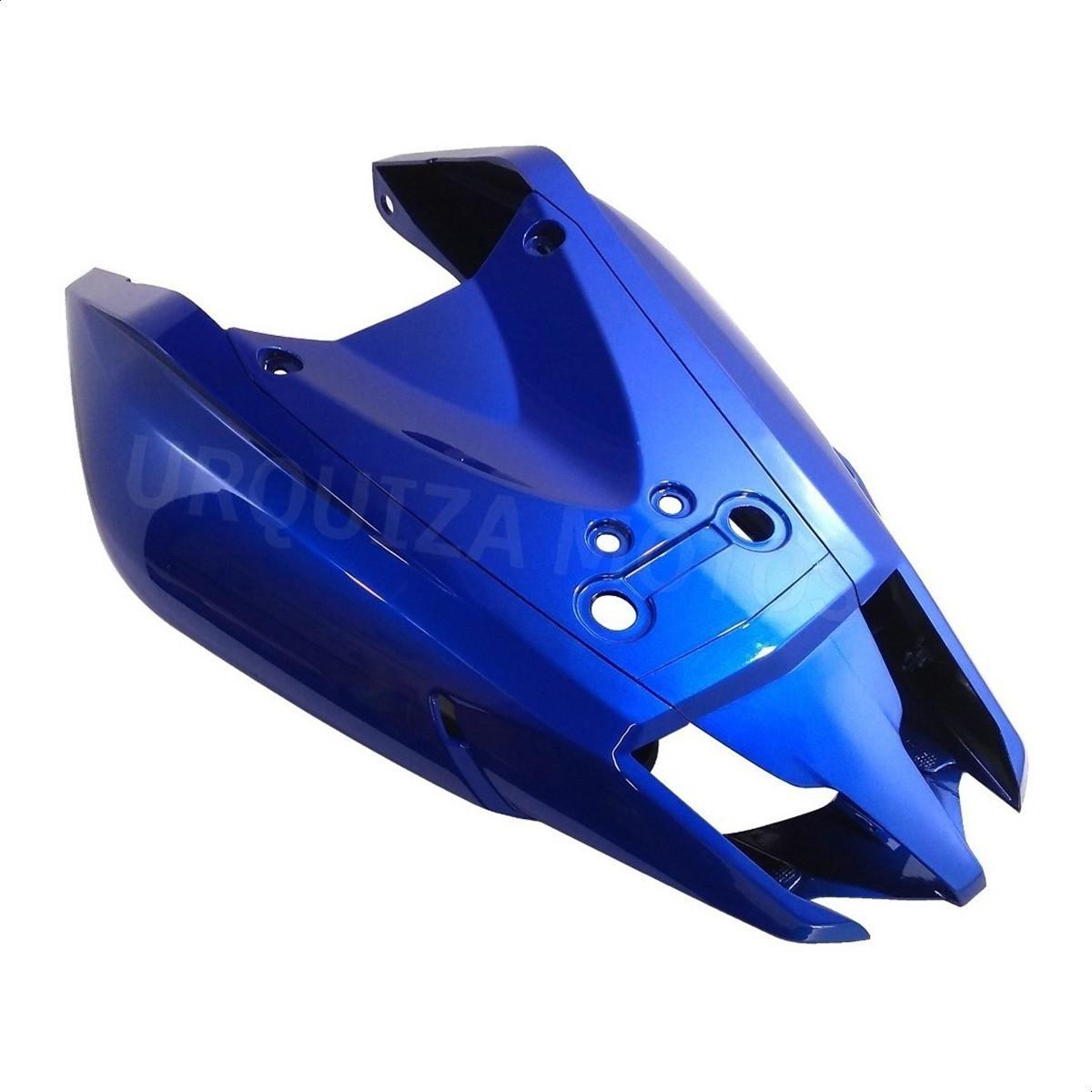 Cacha Colin Trasero Azul Bajaj Rouser Ns 200 Original