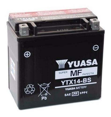Bateria Yuasa Ytx14 bs