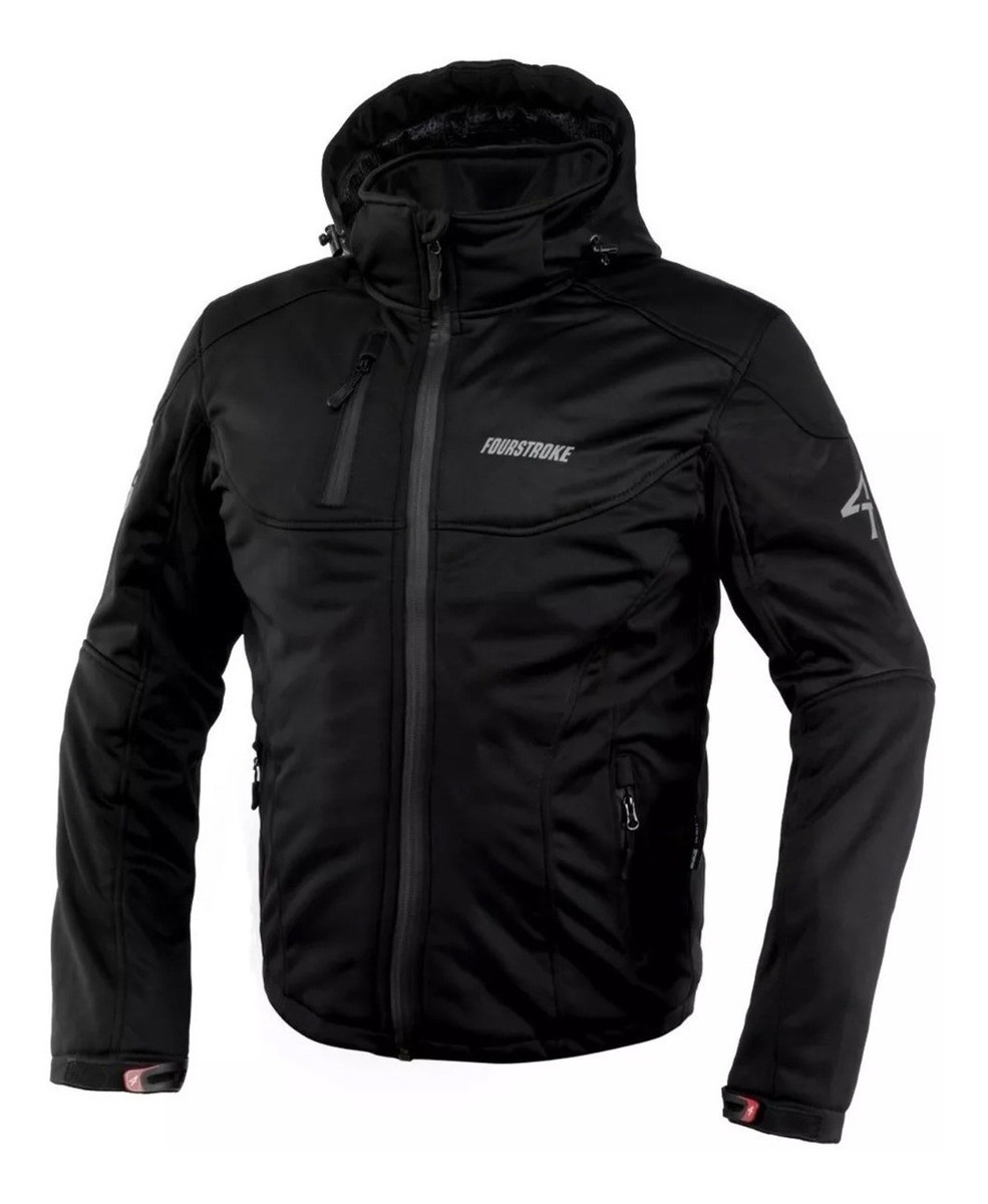 Campera Softshell Fourstroke Town