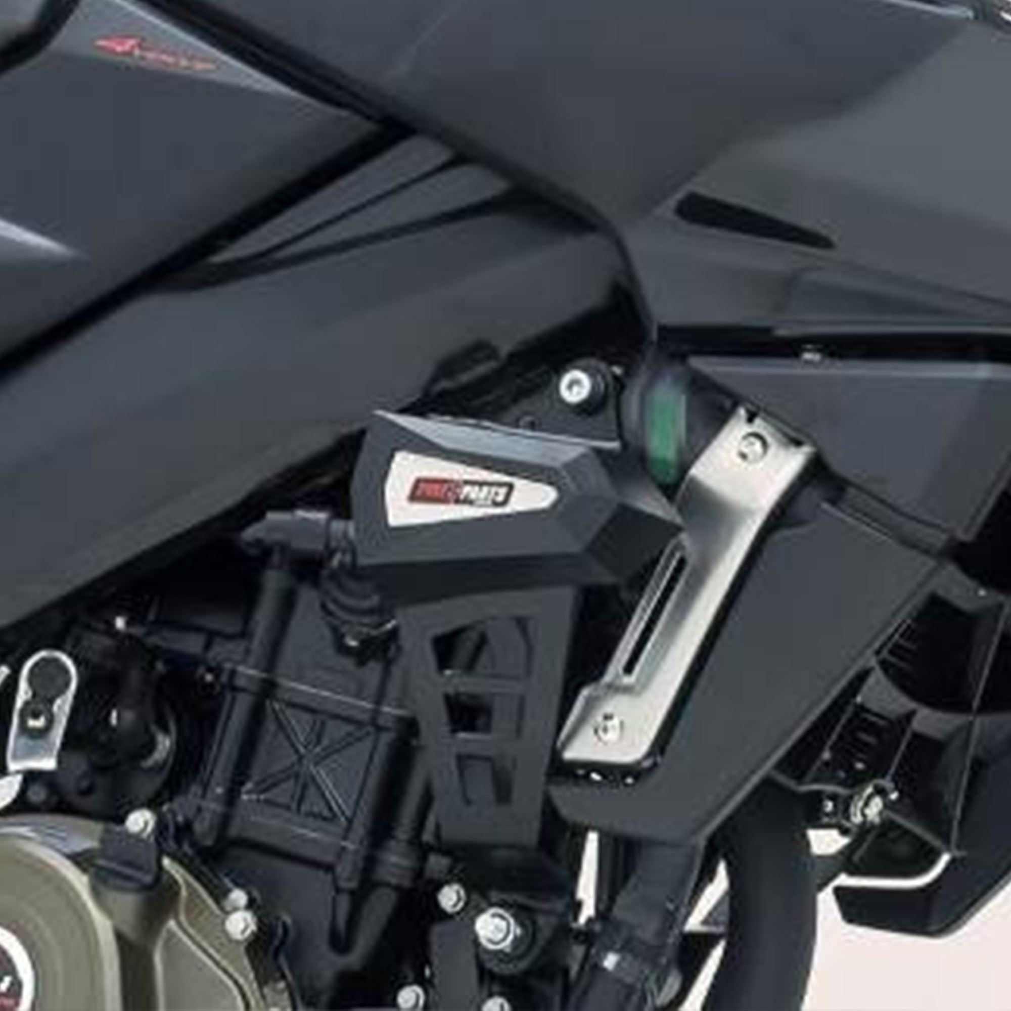 Defensas Laterales Slider Yamaha Fz 25 Fire Parts