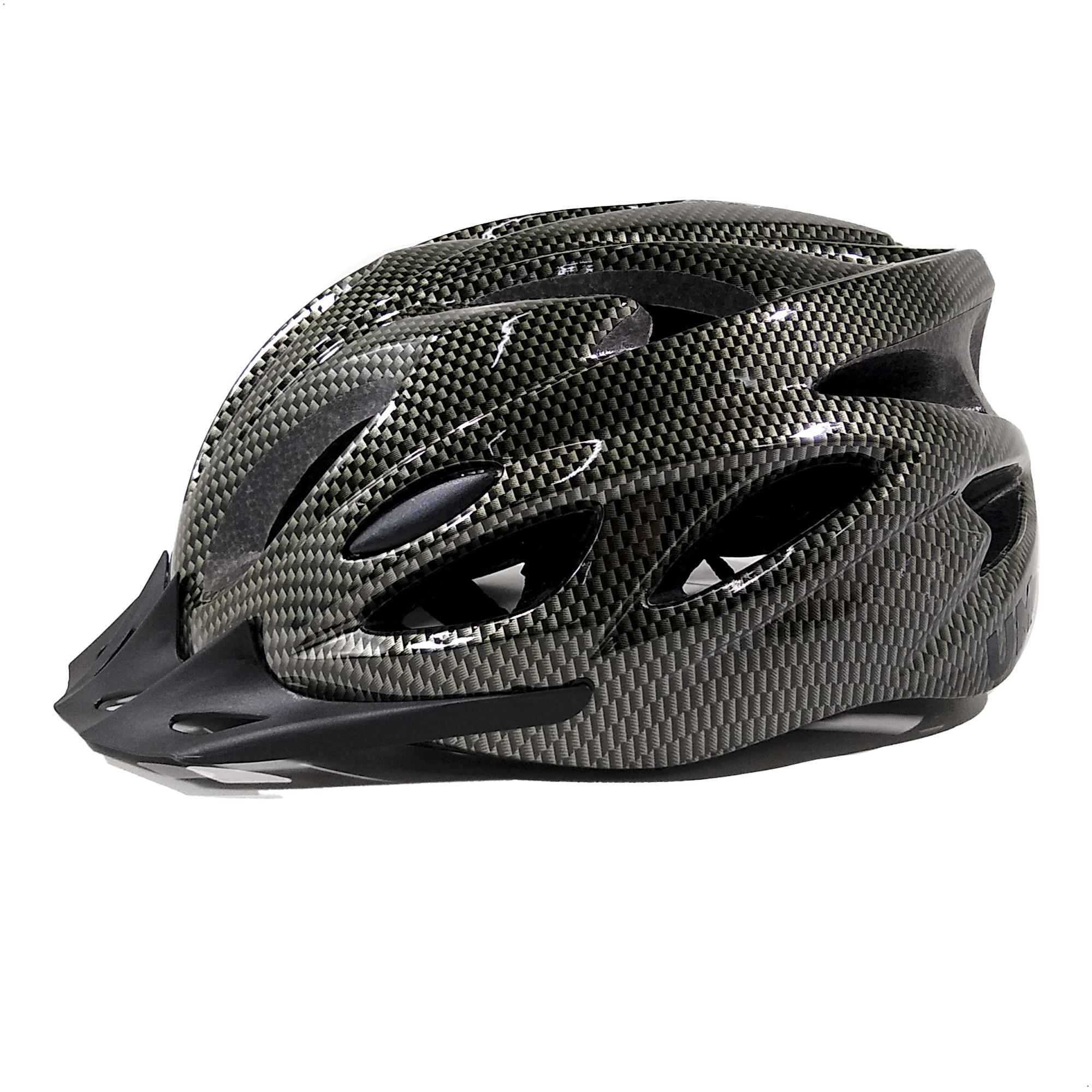 Casco Mtb Bicicleta Con Visera Regulable Ventilaciones
