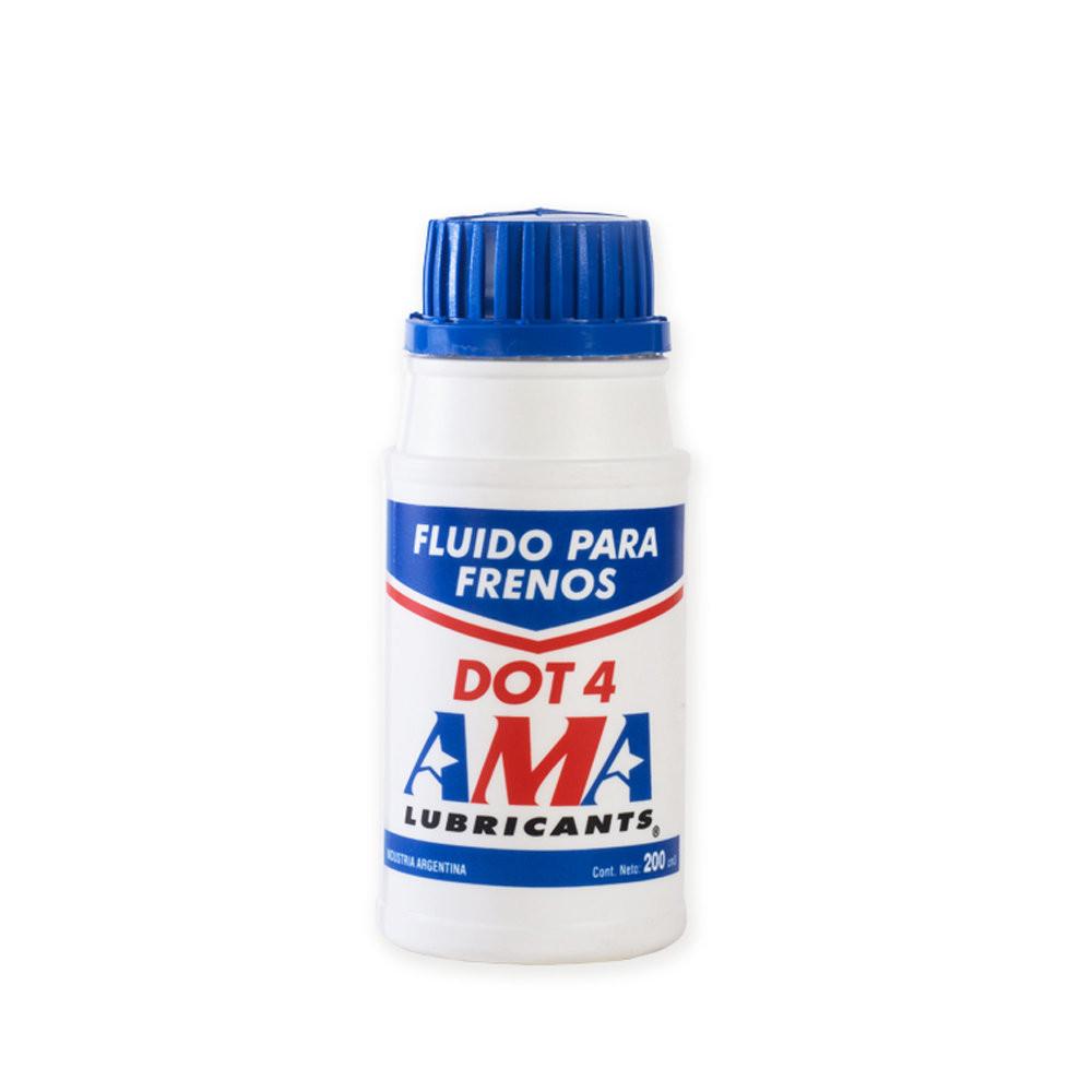 Liquido de Freno AMA Dot 4 200 cc