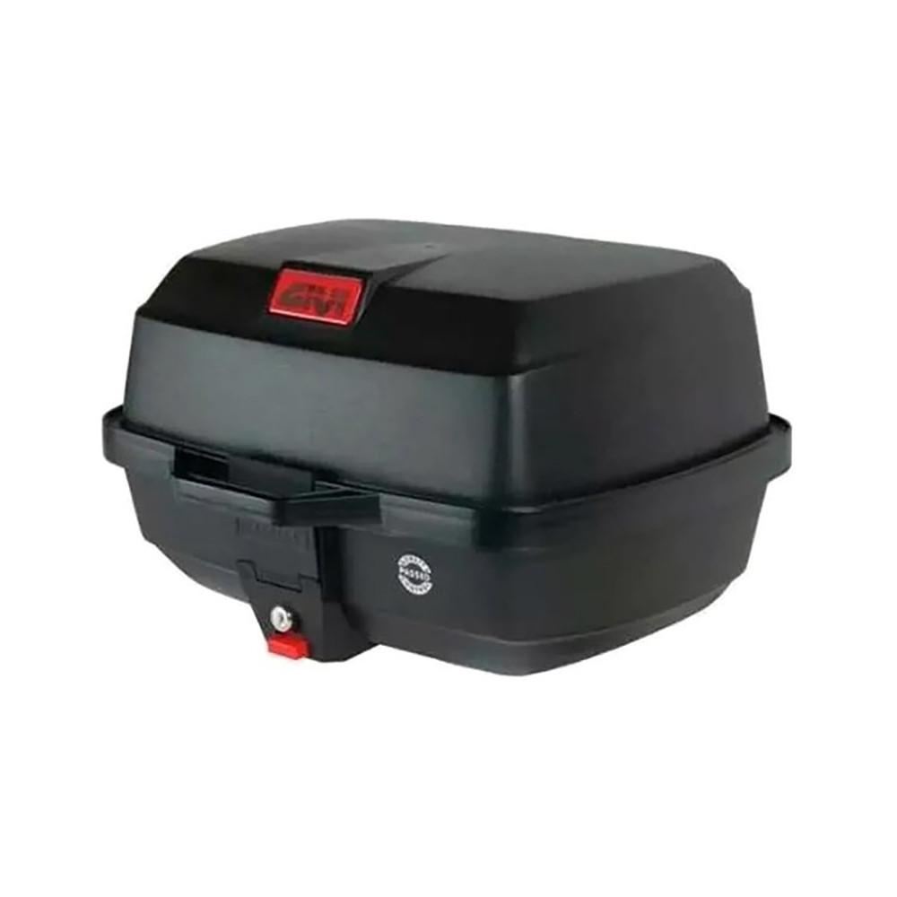Baul Trasero Givi 39 Litros E20N Monolock Con Base