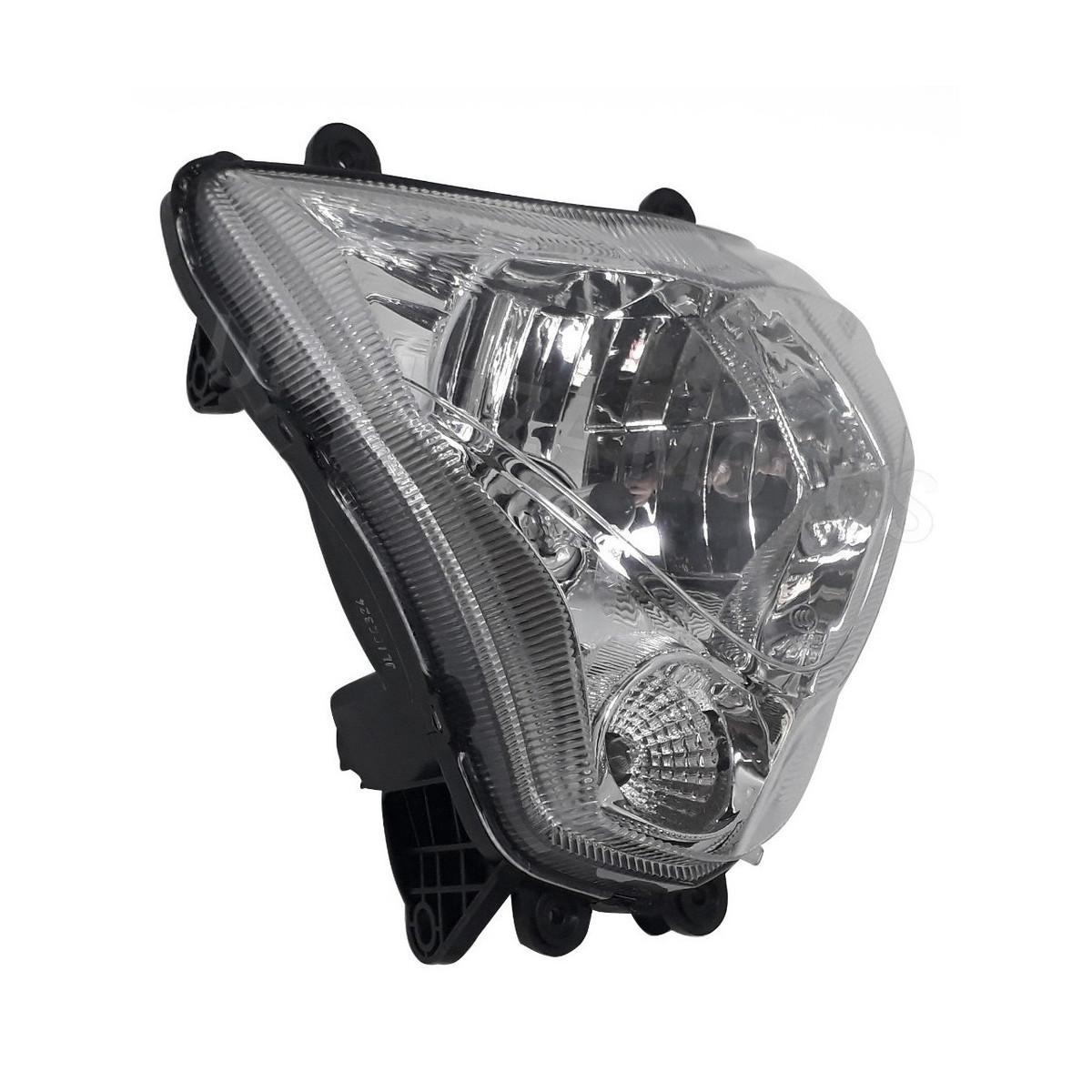 Optica Delantera Completa Corven TXR 250 L Original