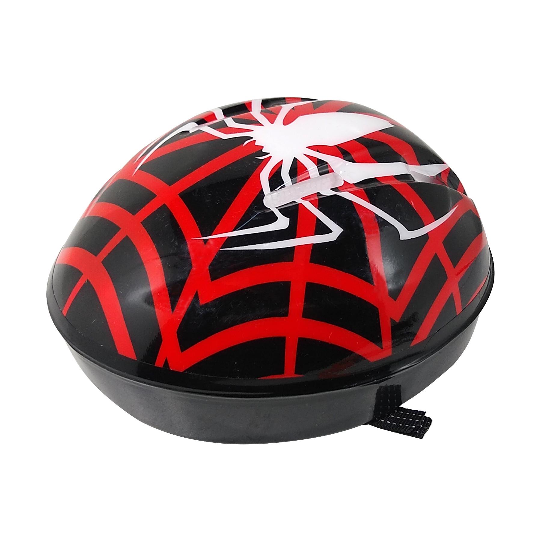 Casco Bicicleta Infantil Hombre Araña Spiderman