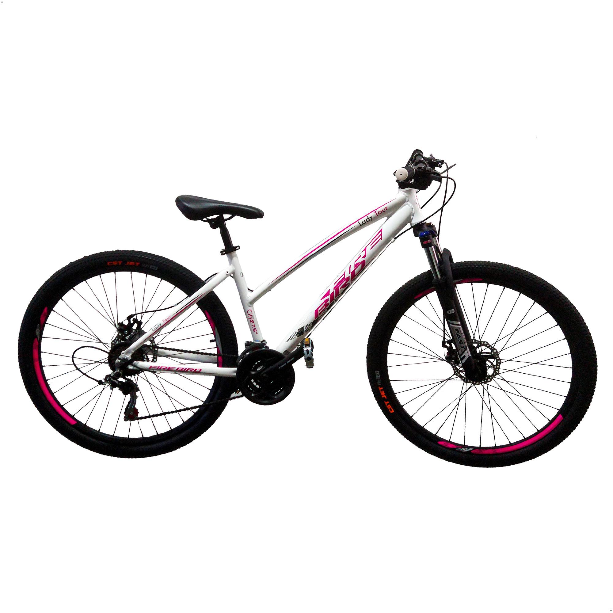 Bicicleta de Mujer Fire Bird Lady Tour By Raleigh R27,5 Shimano Aluminio
