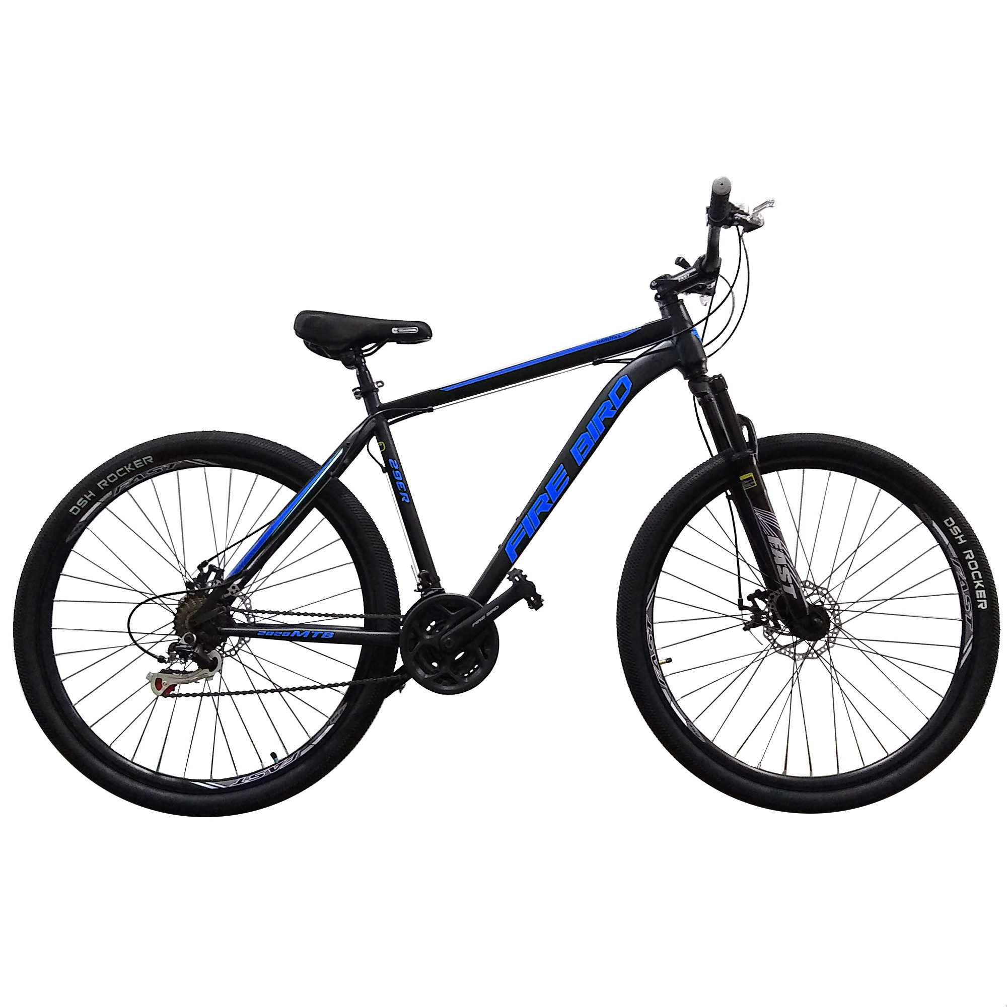 Bicicleta Mountain Bike Fire Bird Turbo By Raleigh R29 Shimano