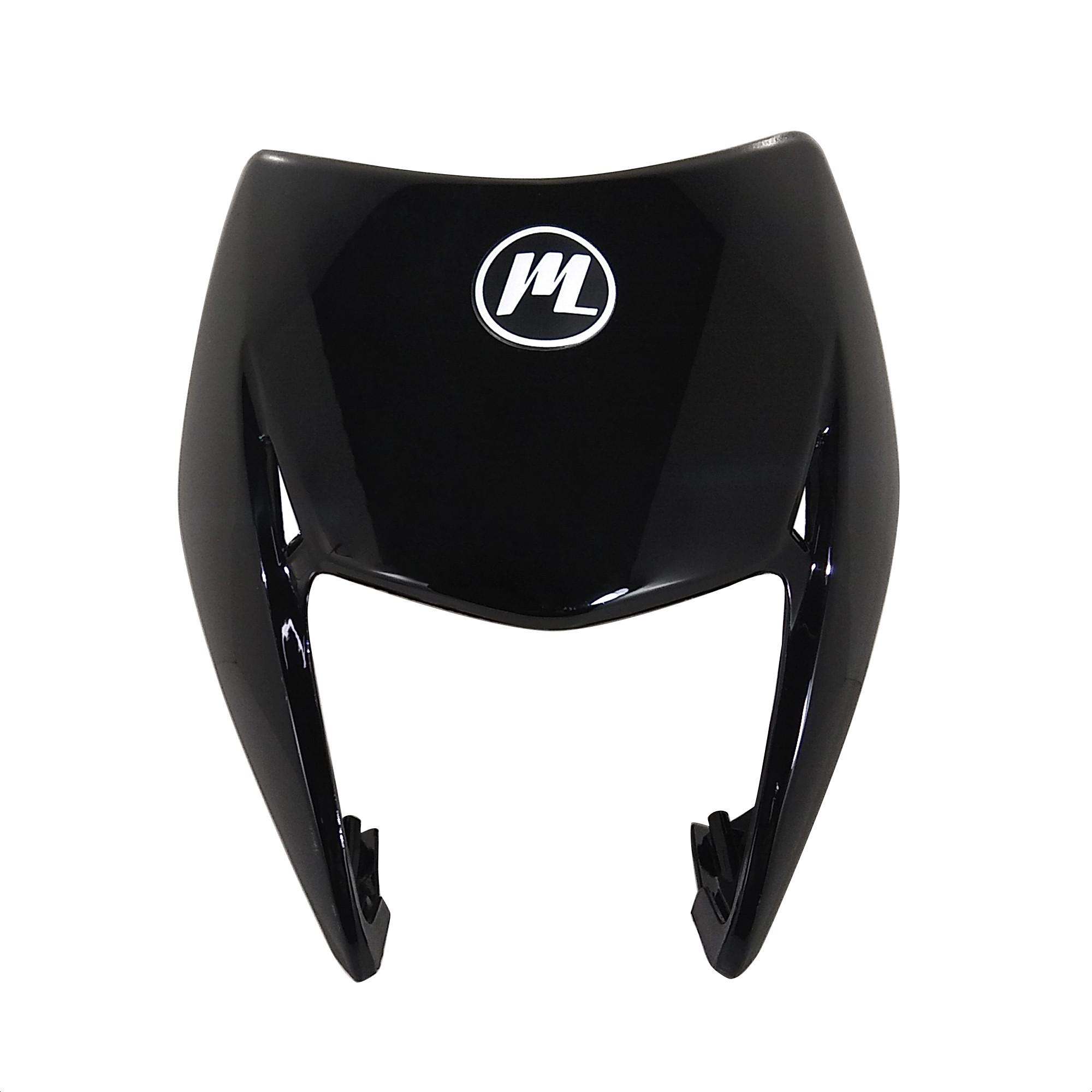 Mascara Optica Negro Motomel Skua 150 Modelo Nuevo Original