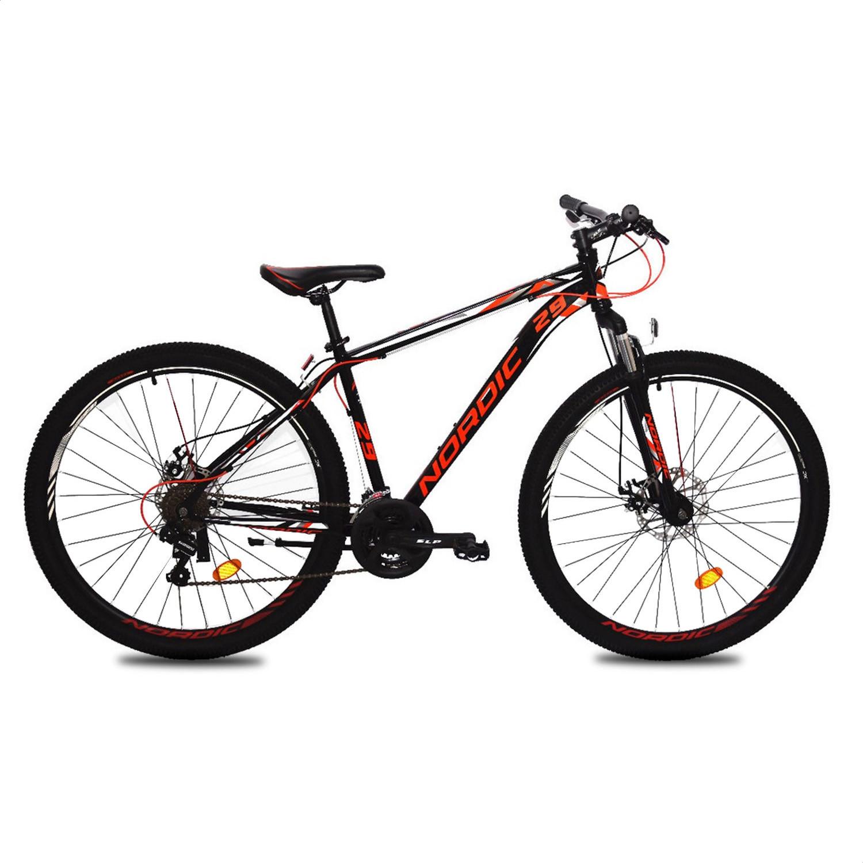 Bicicleta Mountain Bike Nordic X1.0 21V R29