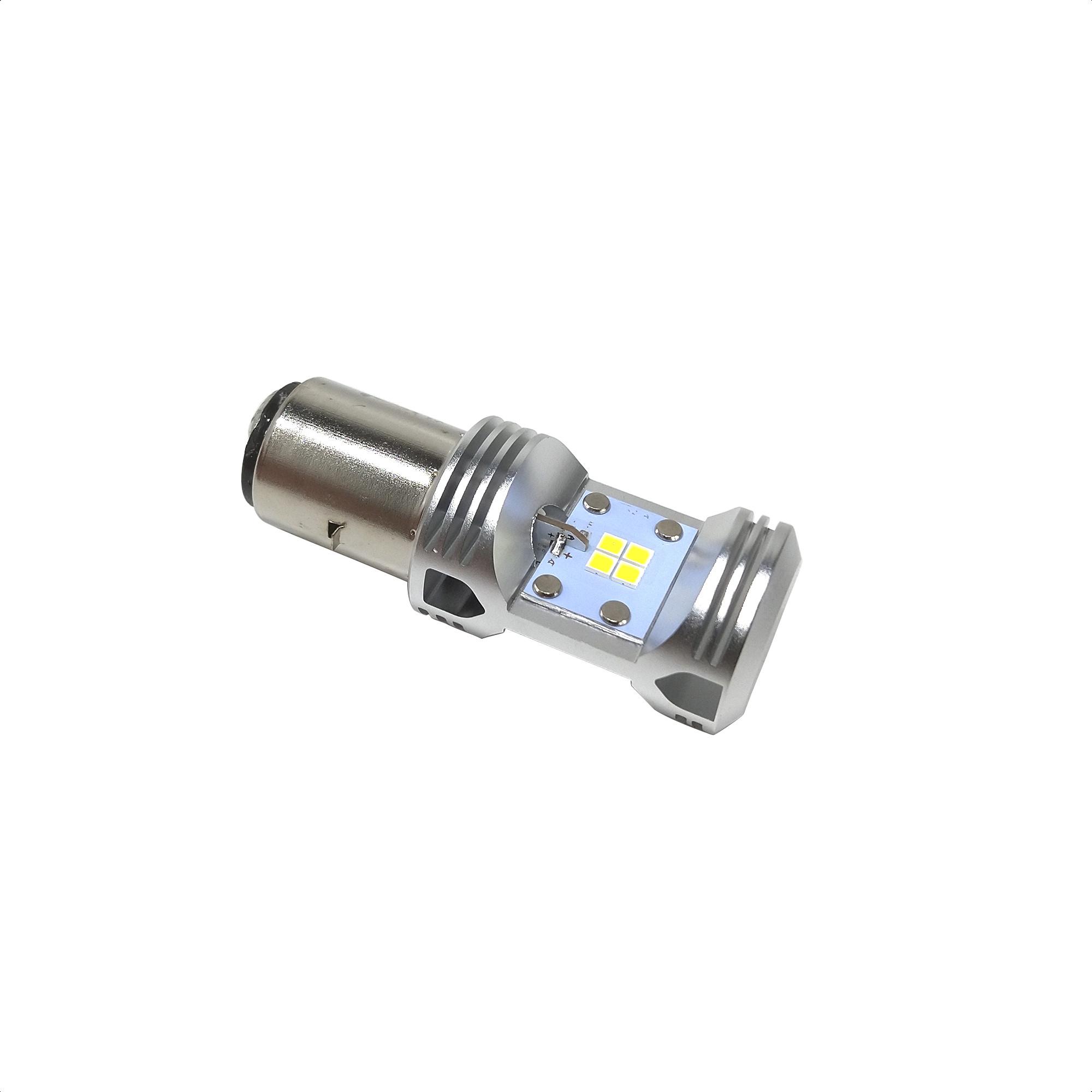 Lampara Led Moto Osram 12v 35 35w Bosch