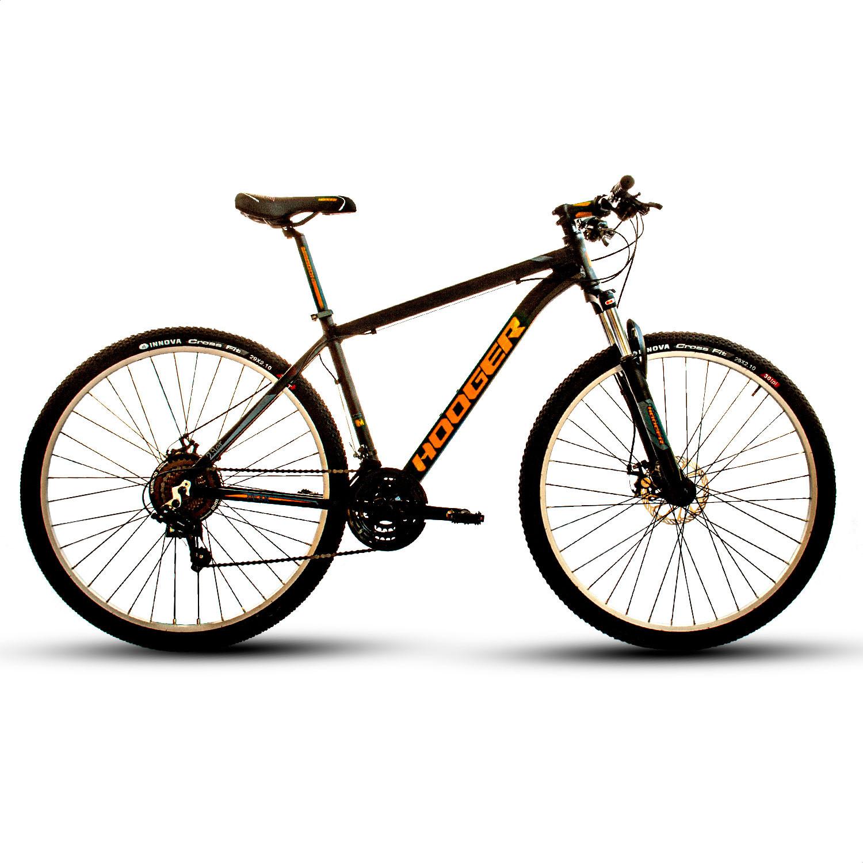Bicicleta Mountain Bike Hooger Peak Rodado 29 21V