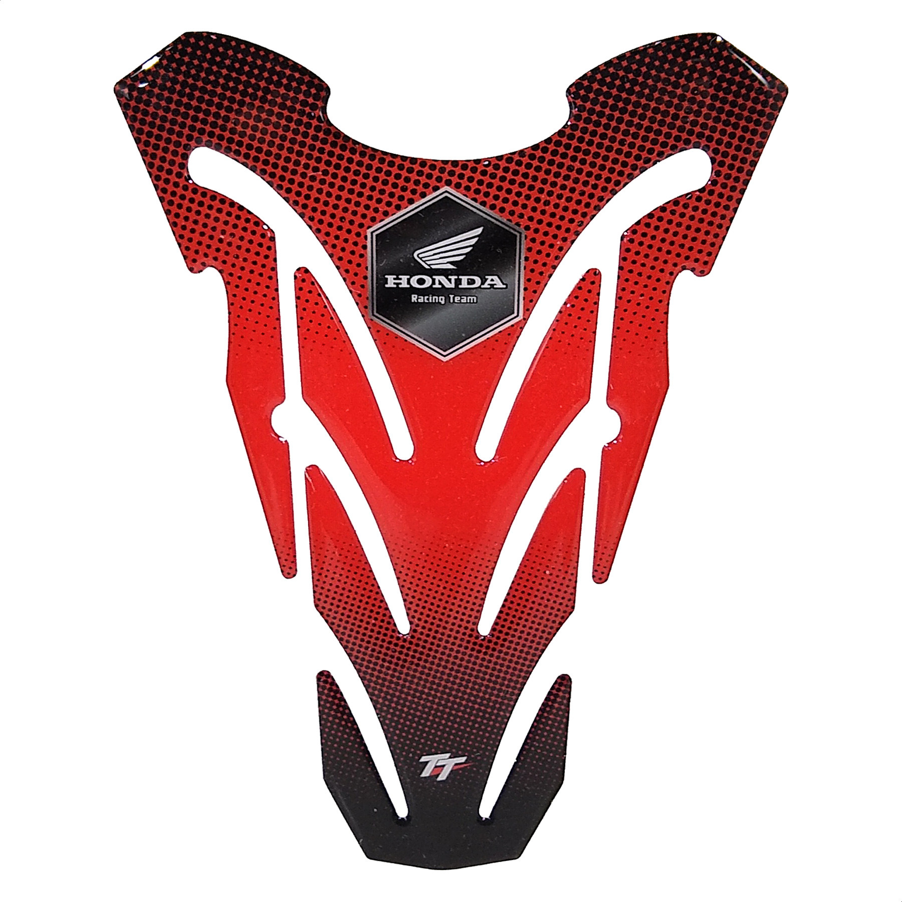 Pad Protector de Tanque Honda Racing TT H13 Trends Team