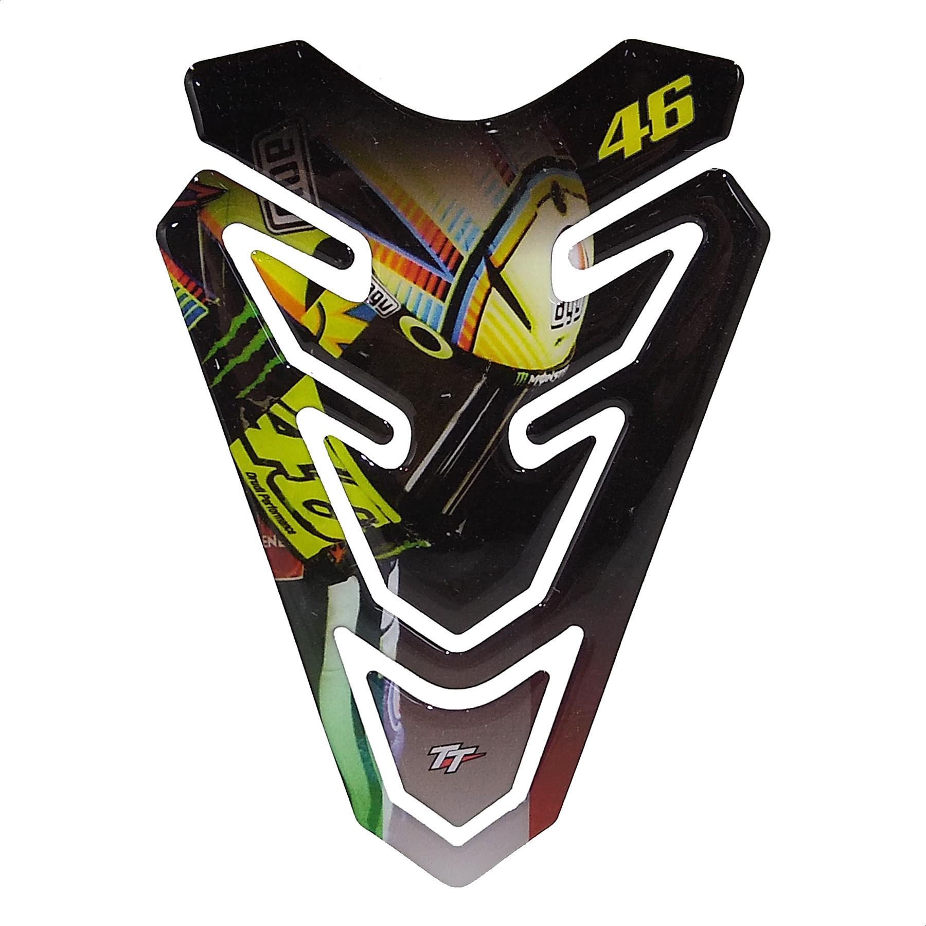 Pad Protector de Tanque Rossi 46 R46.01 Trends Team