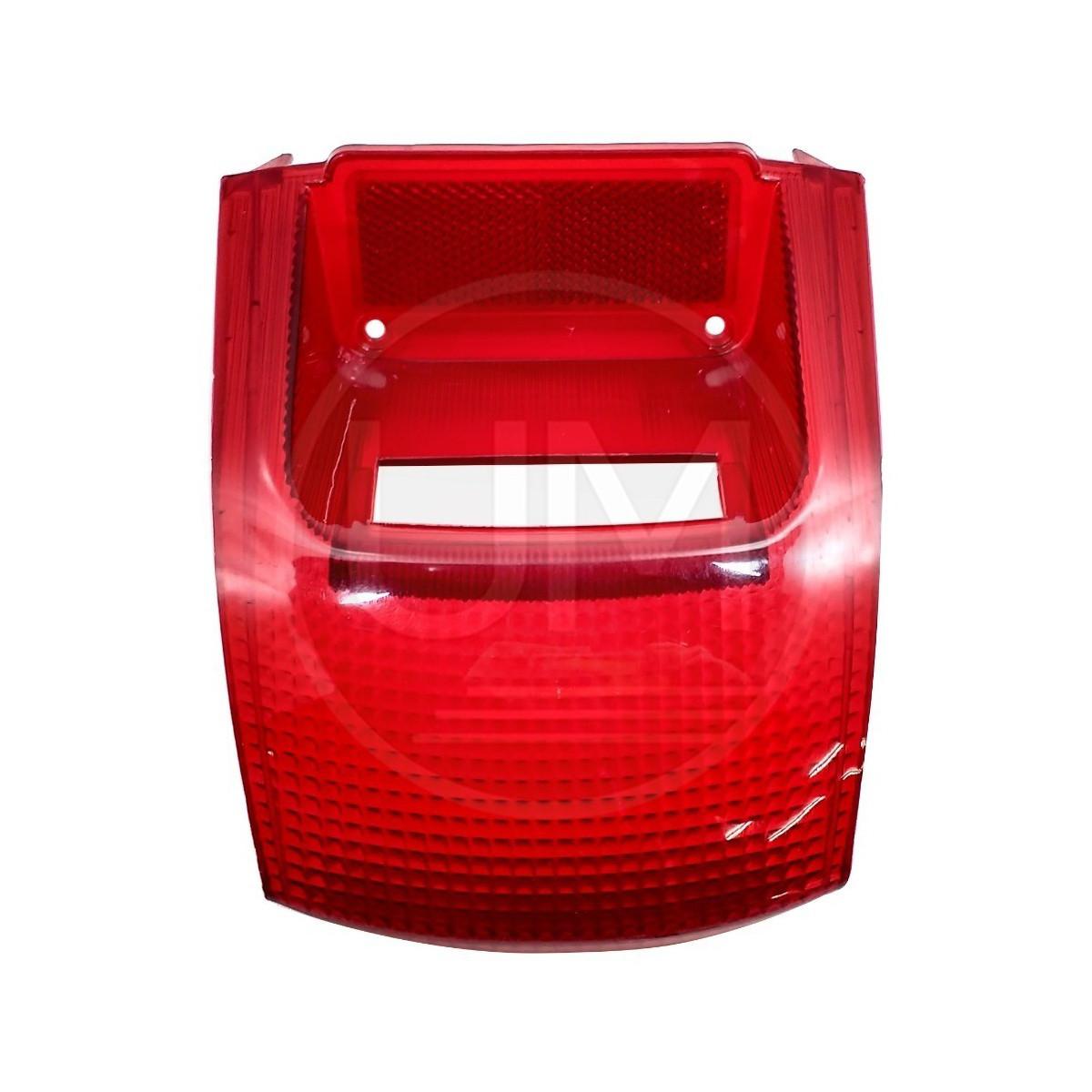 Acrilico de Faro Trasero Rojo Honda Biz 125