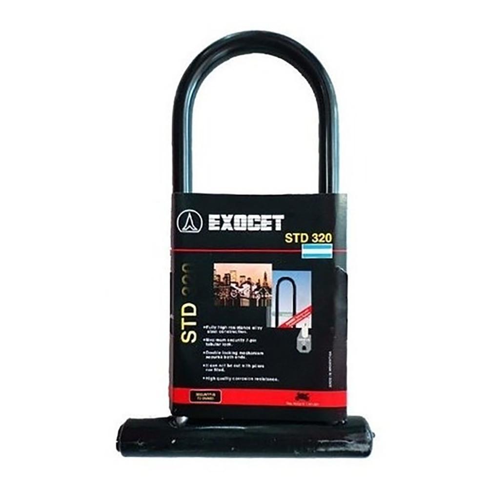 Candado Traba U de Seguridad Exocet STD 320