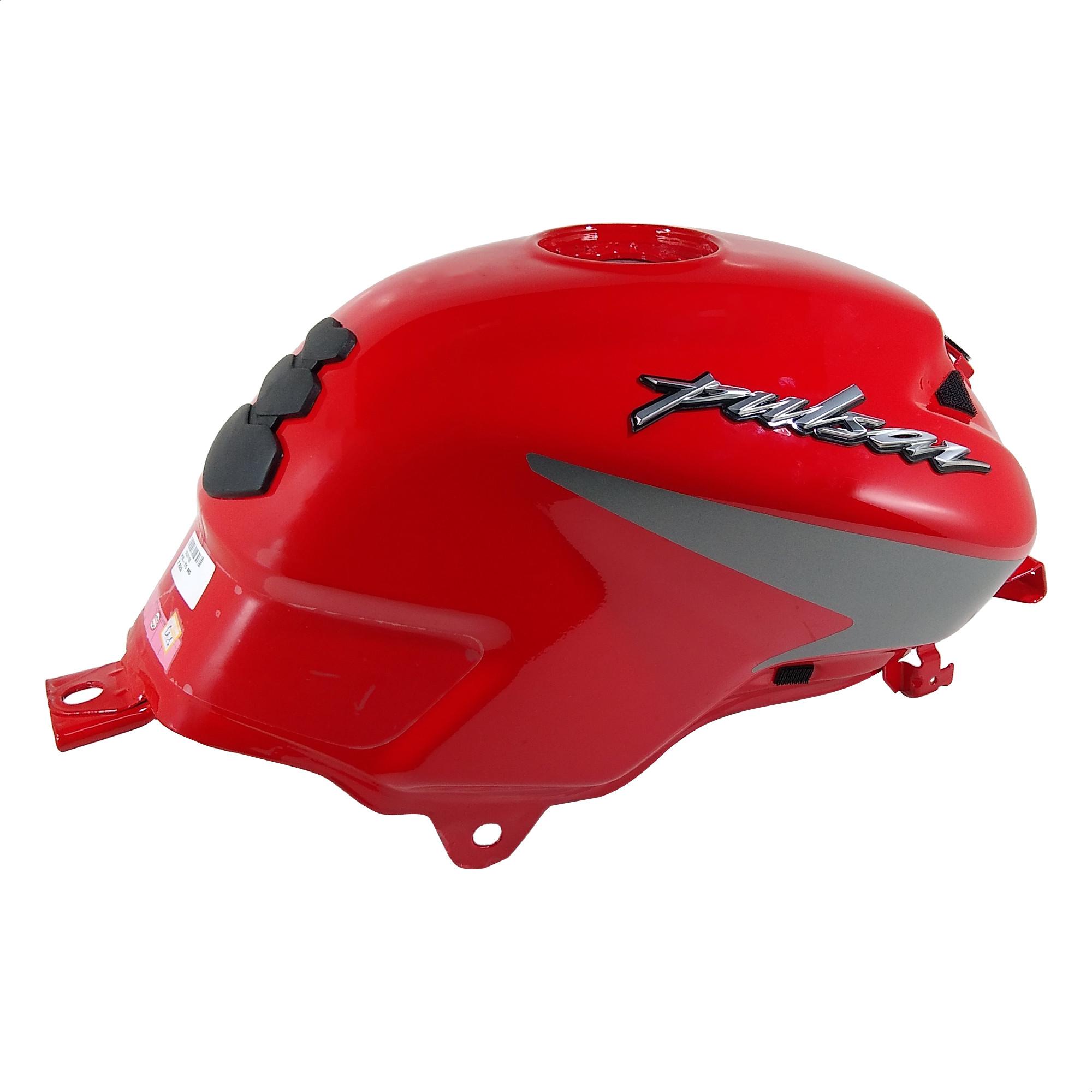 Tanque de Nafta Bajaj Rouser NS 125 Pulsar Rojo Original