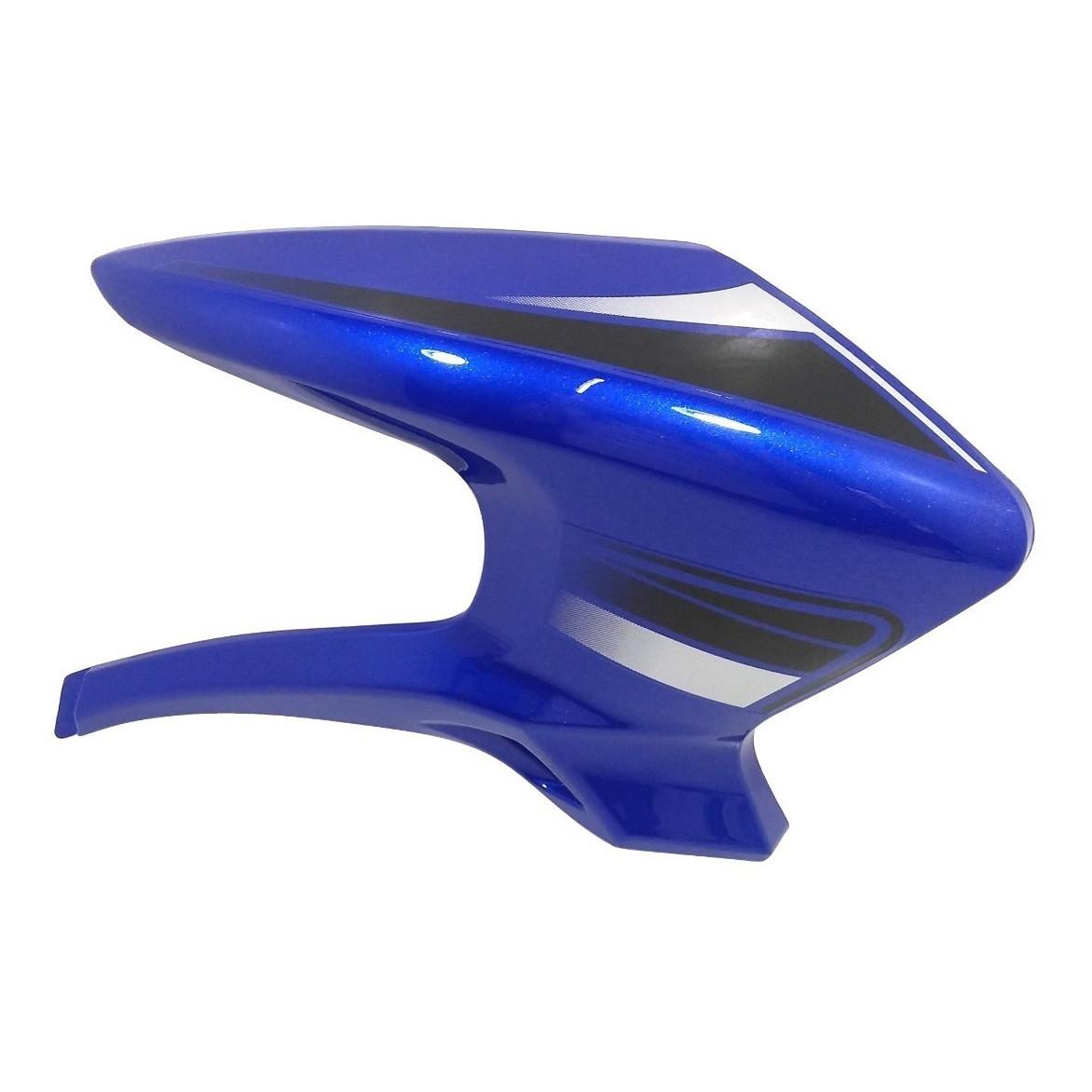 Deflector Tanque Derecho Azul Corven Hunter 150 R2 Original