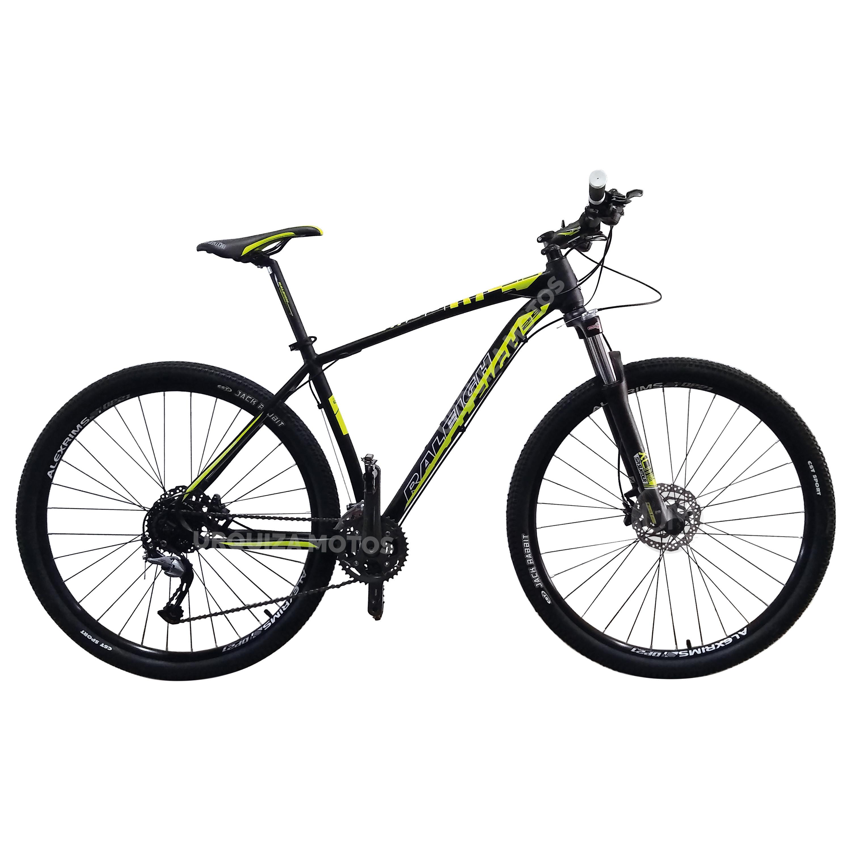 Bicicleta Mountain Bike Raleigh Mojave 5.5 R29 Aluminio Shimano