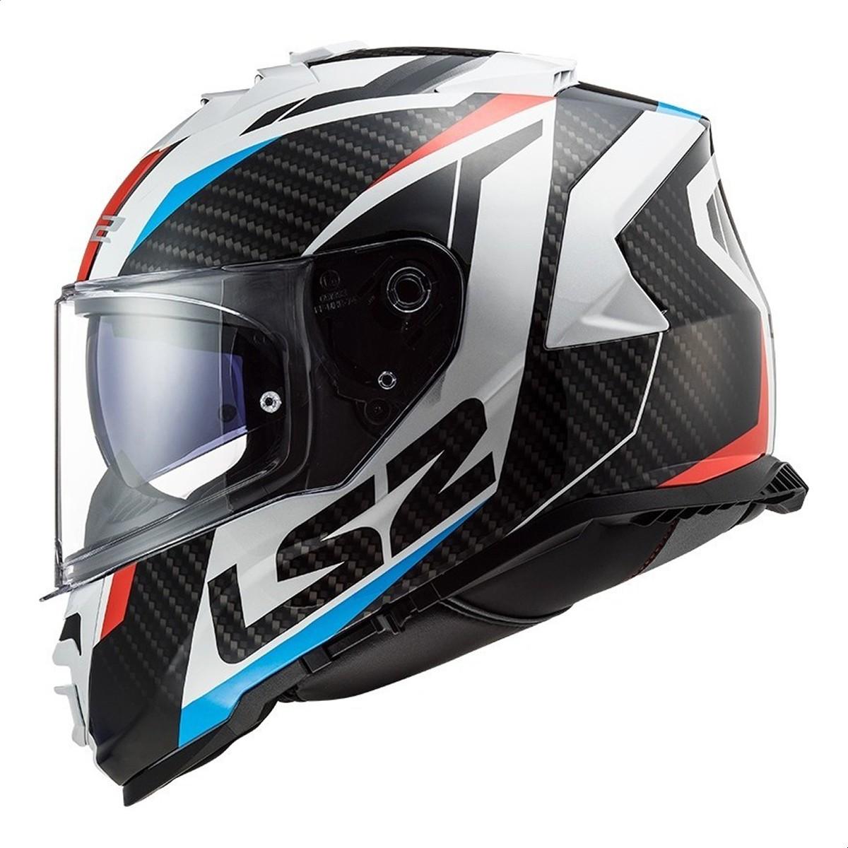 Casco Integral LS2 FF 800 Storm Racer